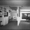 Interior view of the Buckman(Buck?) residence, Los Angeles, [s.d.]