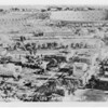 Aerial view of the University of Southern California and the surrounding area, 1938