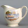 "Souvenir ""Avalon Bay"" ceramic creamer, ca.1930s"