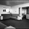 Interior view of the Sunset Medical Building, Los Angeles, 1936