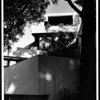 Exterior view of the Falk Apartments, Los Angeles, 1939-1940