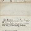 Transfer of land title of Rancho Azusa de Dalton Deed, 1880