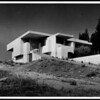 Exterior view of the Victoria Mc Almon(Macalmon) Residence, Los Angeles, 1935