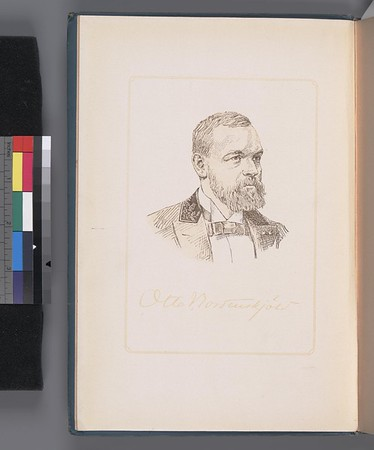 Portrait of Otto Nordenskjöld, 1869-1928