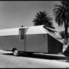Exterior view of a trailer, 1942