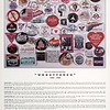 """Poster """"Gay and lesbian history 'unbuttoned, 1950-1996"""", 1996"""