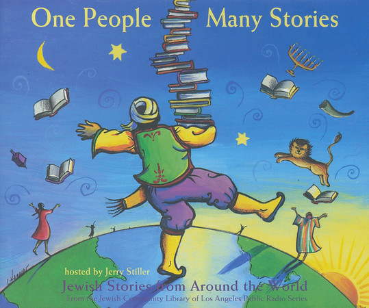 "Cover of ""One people, many stories"", 2002"