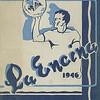"""Cover of """"La Encina"""", 1946"""