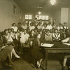 """Interior of the Twelfth Street """"Colored Branch"""" of the YWCA, Los Angeles, 1928"""