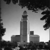 Los Angeles City Hall, Los Angeles, ca.1970