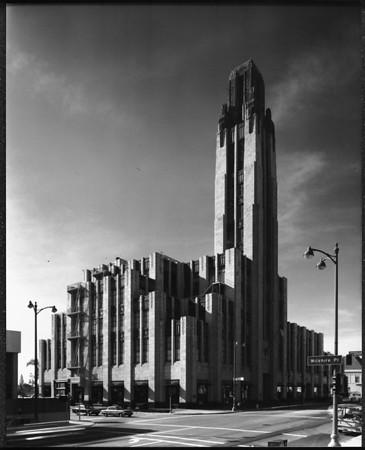 Bullocks Wilshire Building, Los Angeles, ca.1975