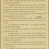 Rules for the Twelfth Street YWCA Center, Los Angeles, [s.d.]
