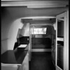 Interior view of a trailer, 1942