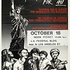 Poster, Equality and justice for all, 1985