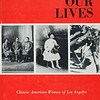 "Cover of ""Linking our lives: Chinese American women of Los Angeles"" by Cheng, et al., 1984"