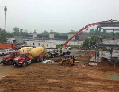 Excell Concrete Construction &  Chaney Enterprises