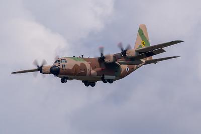 Israel Air Force C130J 522 Karnaf