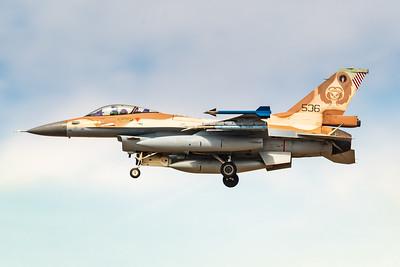 Israel Air Force F-16