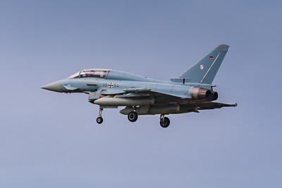 German Air Force EF2000 30+54