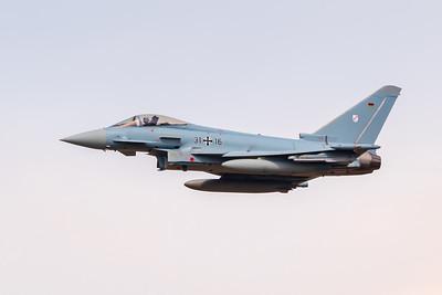 Germain Air Force EF2000 31+16