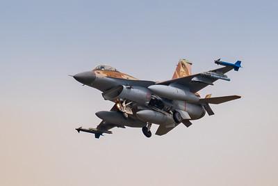 Israel Air Force F16