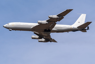 Israel Air Force B707 260