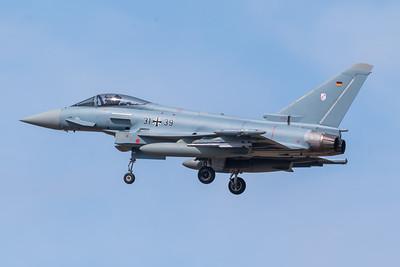 Germain Air Force EF2000 31+39
