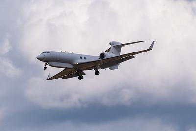 Israel Air Force G550