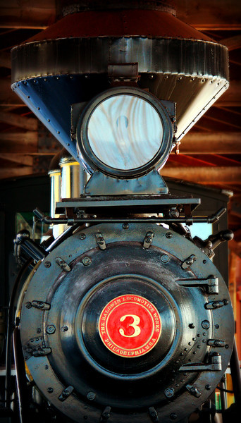 Mogul Class Steam Locomotive