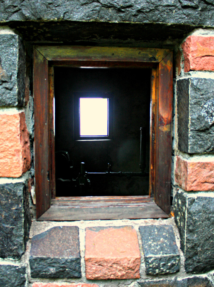 The Pump House Window