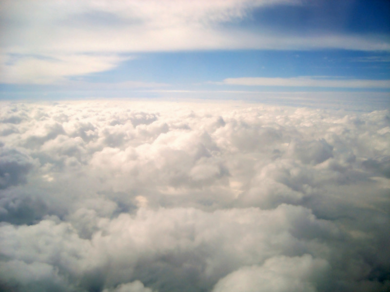 Got My Head In The Clouds