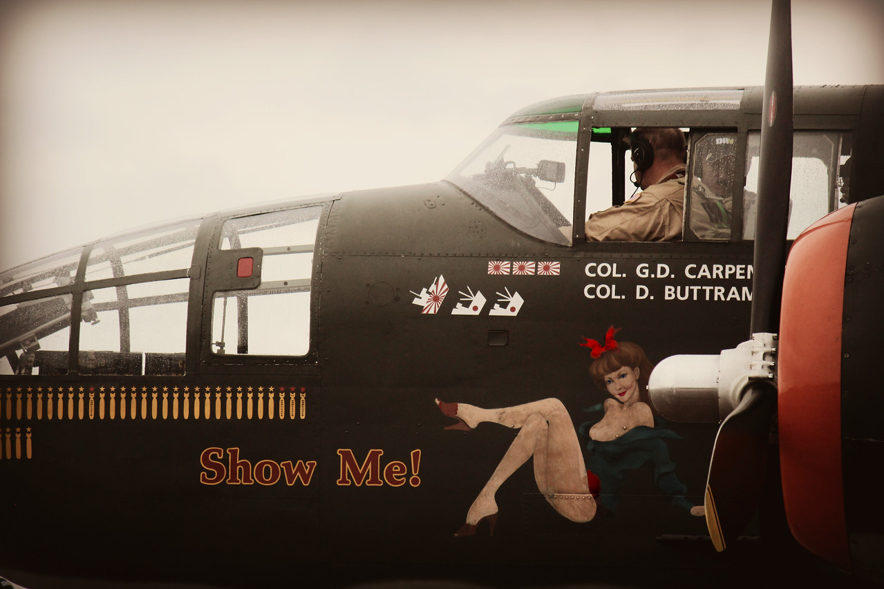 Show-Me B-25 Mitchell