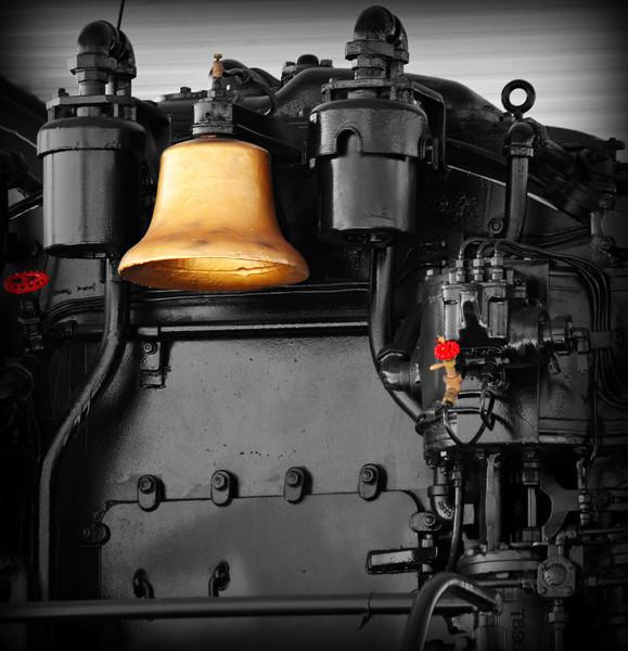 Yellowstone Class Steam Locomotive