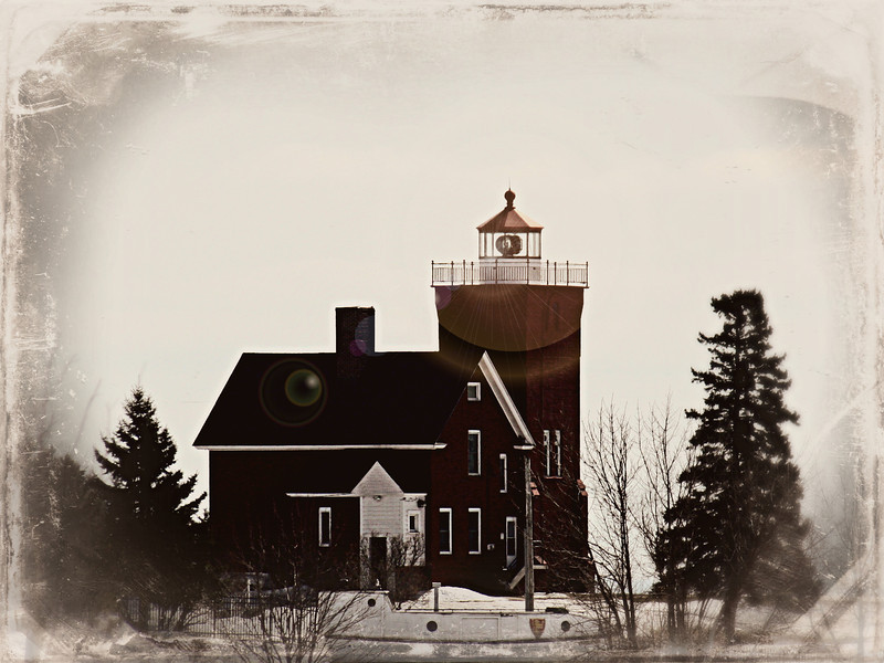 Unchanged Lighthouse