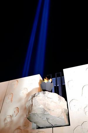 Beams of Light - 9/11 Tribute - 2011 - Naperville, Illinois