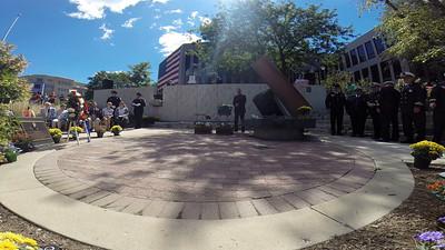 9/11 Ceremony - Part 2