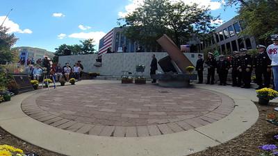 9/11 Ceremony - Part 4