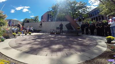 9/11 Ceremony - Part 3