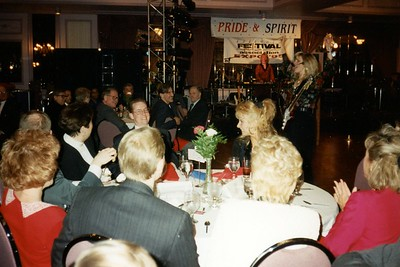 Exchange Club of Naperville - Best Festival Award - February 23, 1995