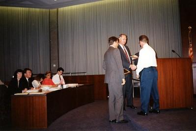 Exchange Club of Naperville - Crime Prevention Award - 1994