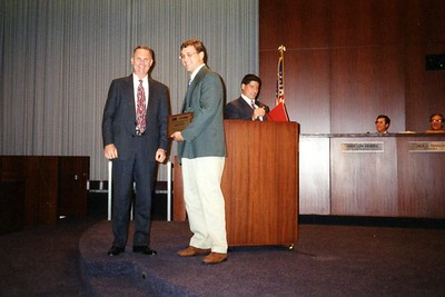 Exchange Club of Naperville - Crime Prevention Award - 1994