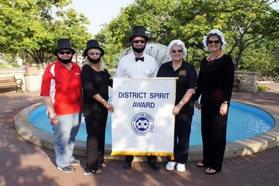 District Spirit - 2014