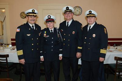 Firefighter of the Year - Amanda Scheller - Naperville, Illinois - 2011