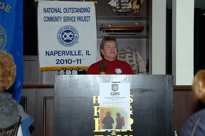 Firefighter of the Year - Tim O'Meara - Naperville, Illinois - 2012