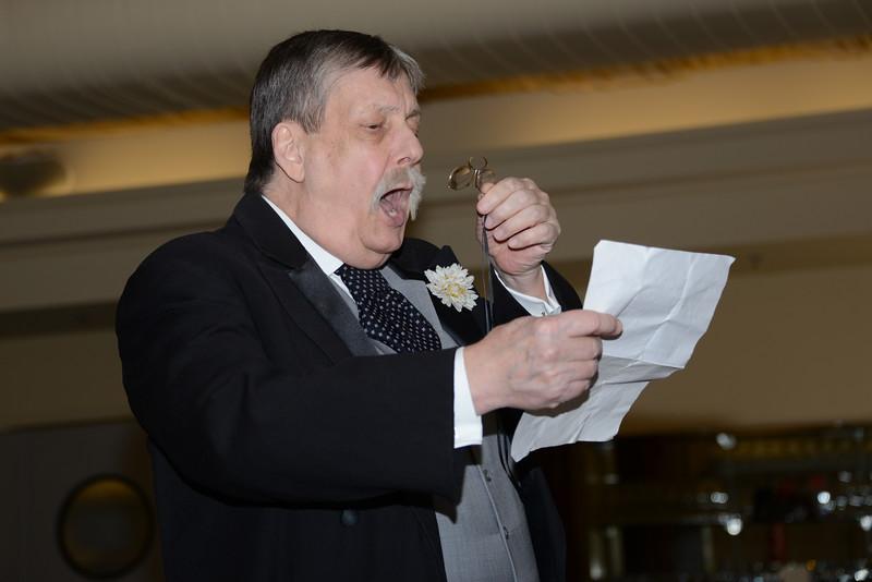 Naperville Exchange Club - One Nation Under God Ceremony - March 21, 2015