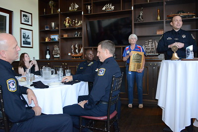 Police Officer of the Year - 2016 - Exchange Club of Naperville, Illinois - Kevin Fasana
