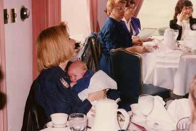 Exchange Club of Naperville - Youth of the Year - November 19, 1993