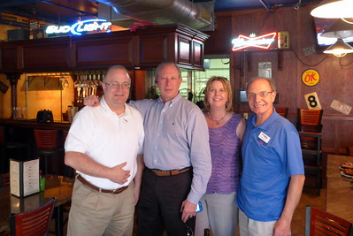 Exchange Club - First Wednesday's at Jimmy's - May 1, 2013