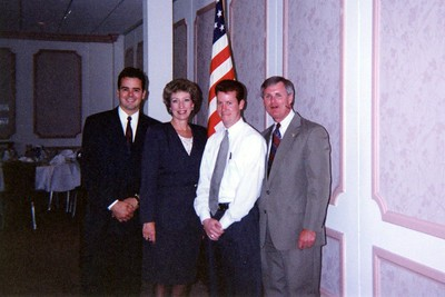 Exchange Club of Naperville - Officer Installation - 1993