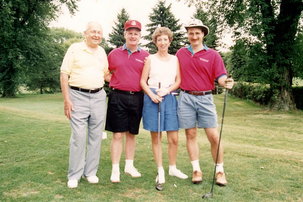 District Golf Outing - 1993